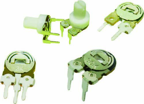 Semi Fixed VR Potentiometers Variable Resistors Electronic Components / Related Products Puchong, Selangor, Kuala Lumpur (KL), Malaysia. Supplier, Suppliers, Supply, Supplies | E Atlantic Components (M) Sdn Bhd