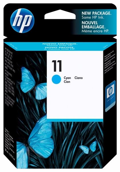 HP NO 11 CYAN INK CARTRIDGE AP B. Ink HP Malaysia, Kuala Lumpur (KL), Selangor Supplier, Wholesaler, Supply, Supplies | Master Distribution Solution