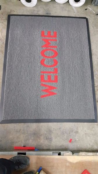 Koymat Coil Floor Mat Koymat Coil Floor Mat Custom Size Floor Mats Malaysia, Penang Supplier, Suppliers, Supply, Supplies | YGGS World Sdn Bhd