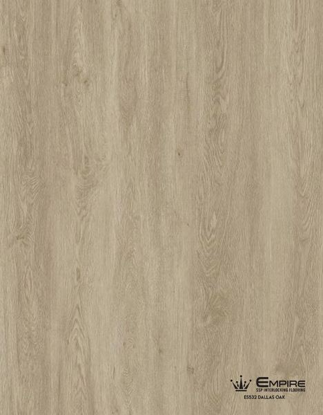 ES532 Dallas Oak Empire SPC 5mm SPC Floor Kedah, Alor Setar, Malaysia Supplier, Suppliers, Supply, Supplies | Comfort Floor