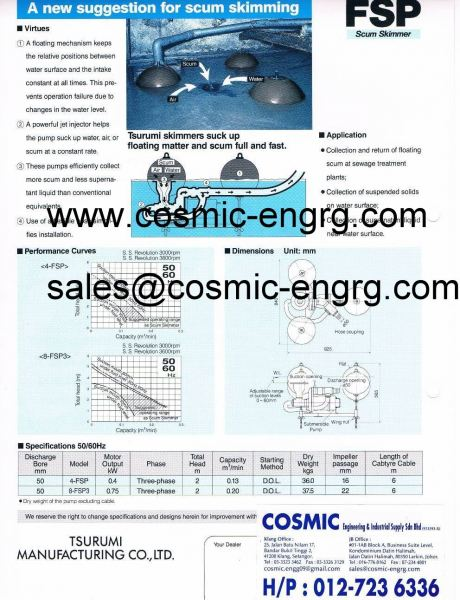 Oil Skimmer Others Johor Bahru (JB), Malaysia, Singapore, Selangor, Kuala Lumpur (KL) Supplier, Suppliers, Supply, Supplies | Cosmic Engineering & Industrial Supply Sdn Bhd