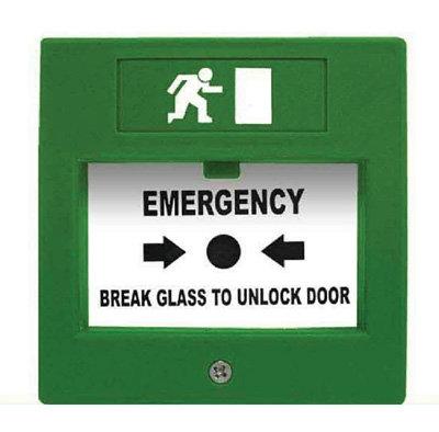 Emergency Door Release ( E-108 ) Door Access Accessories Door Access System Kuala Lumpur (KL), Selangor, Malaysia, Cheras Supplier, Supply, Supplies, Installation | Define Integration Sdn Bhd