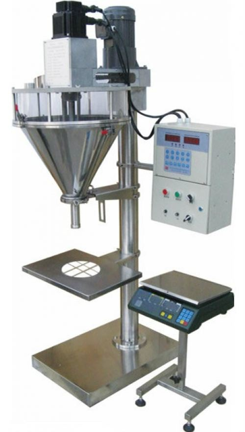 W-F700-APF01 50-100grams Powder Auger Filling Mahcine With Weighing System(Semi Auto)Code:7432100