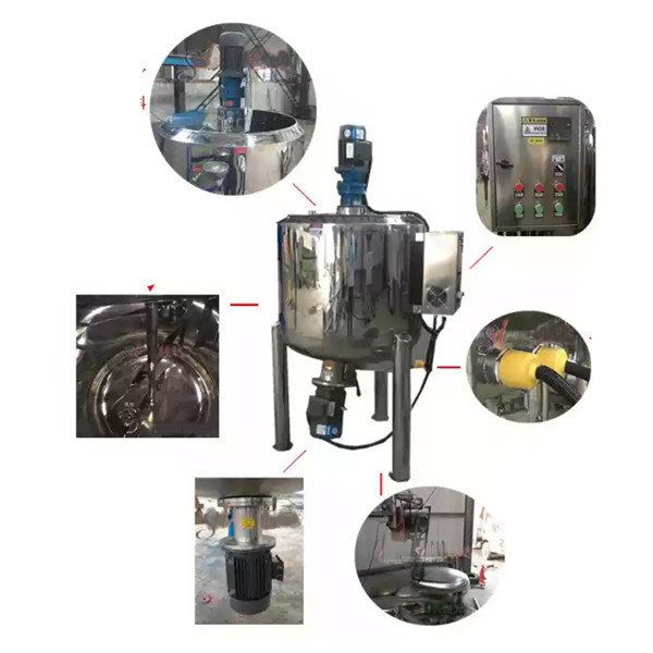 MVHT-500 100Liter Open Double Jacketed Heating Emulsifying Tank ORDER CODE:561000 Electrical Heater Open Tank with stirrer and homogenizer W-HT710 Mixing Heater Tank/VESSEL Selangor, Malaysia, Kuala Lumpur (KL), Shah Alam Supplier, Suppliers, Supply, Supplies | Winston Electric