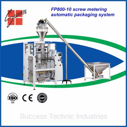 VFFS180-10 SCREW METERING AUTOMATIC PACKAGING SYSTEM