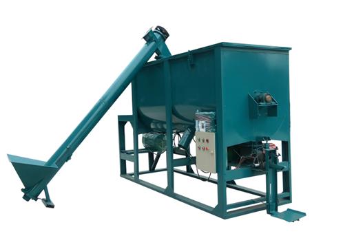 RB600-4000 4000liter horizontal powder mixer(Working volume:3000liter)