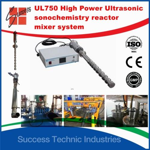 UL750-1500 1500W 1-10liter Ultrasonic Homogenizer