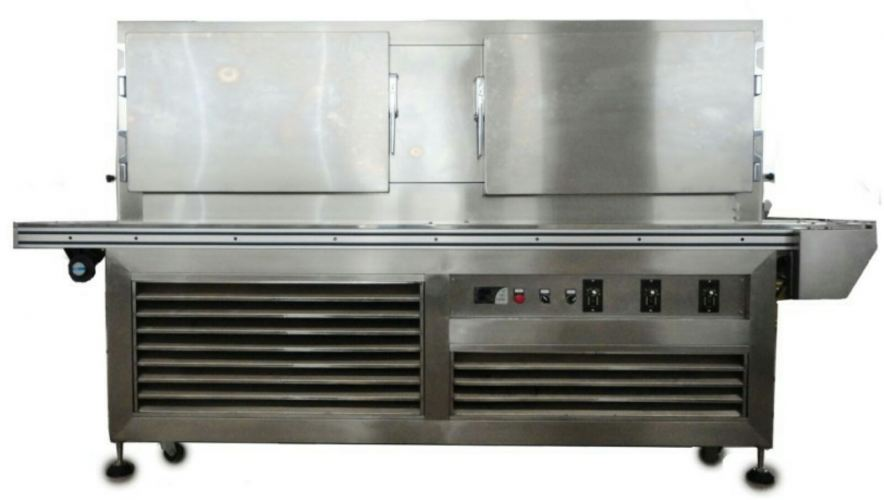 FP800-CT1000 AUTOMATIC TUNNEL TYPE FREEZER