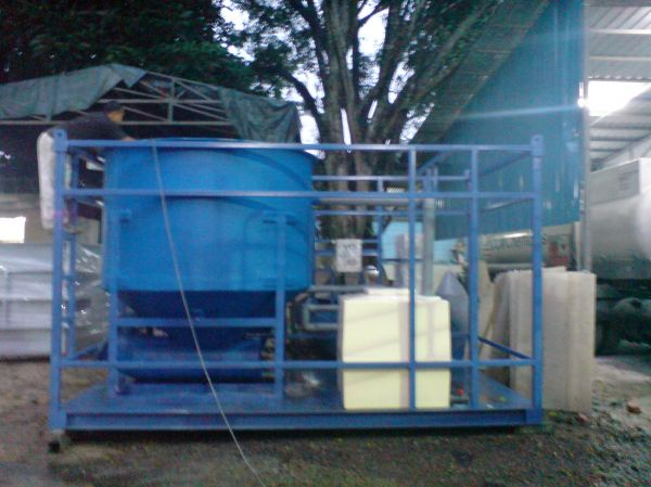 DSC00654 FRP Water Treatment System Tank Johor  | Tropical Green Engineering Sdn Bhd