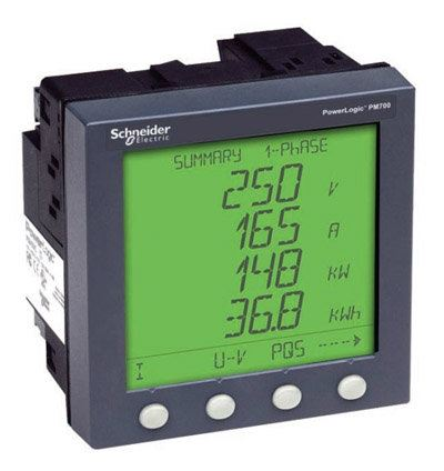 Power Meter - PM700 Others Series Schneider Power Meters Johor Bahru (JB), Malaysia, Kuala Lumpur (KL), Singapore, Penang System, Solutions, Supplier, Supply | Saturn Pyro Sdn Bhd