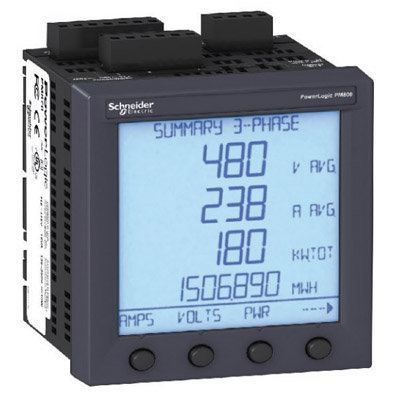 Power Meter - PM800 Others Series Schneider Power Meters Johor Bahru (JB), Malaysia, Kuala Lumpur (KL), Singapore, Penang System, Solutions, Supplier, Supply   Saturn Pyro Sdn Bhd
