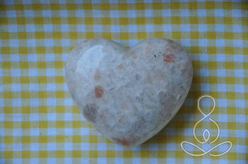 Sunstone Heart 2.4'' Red Crystal Healing Stone Chakra Home Decor Crystals and Gemstones Selangor, Malaysia, Kuala Lumpur (KL), Puchong Classes, Instructor, Courses | Ekta Holistic Centre Sdn Bhd