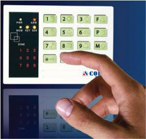 BURGLAR ALARM SYSTEM 9 ZONE QDT (HIGH QUALITY) ALARM SYSTEM SECURITY PRODUCT Malaysia, Selangor, Kuala Lumpur (KL), Puchong Supplier, Suppliers, Supply, Supplies   CCI Pos Solutions