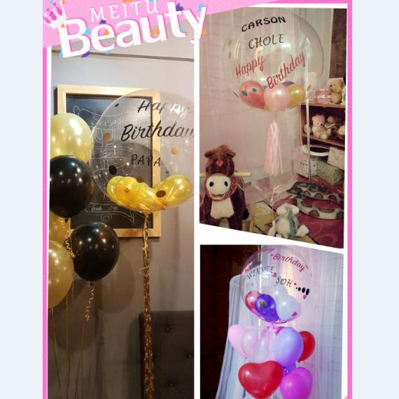 T-bubble balloon with gas Promotions Malaysia, Kuala Lumpur (KL), Selangor, Kepong, Petaling Jaya (PJ), Puchong Supplier, Supply, Supplies, Rental   Melody Party Supply Sdn Bhd