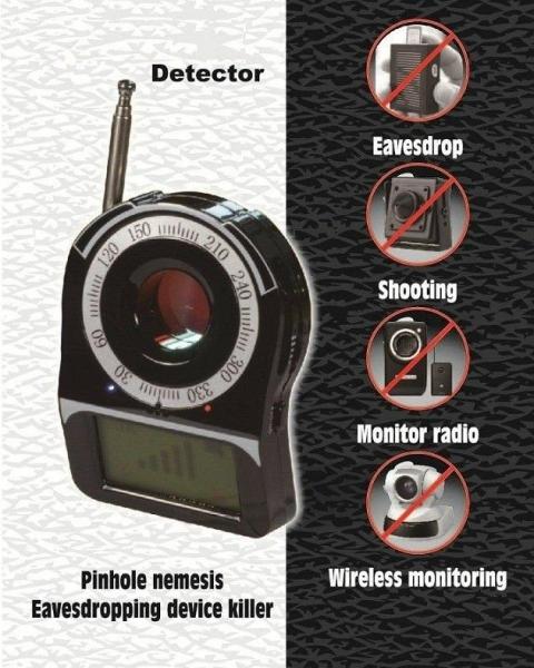 Bug Camera Detector Hi-Tech PI product Malaysia, Selangor, Kuala Lumpur (KL), Cheras Supplier, Suppliers, Supply, Supplies | Flying Marketing Enterprise