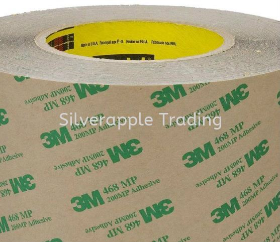 3M 468MP High Performance Adhesive Tape