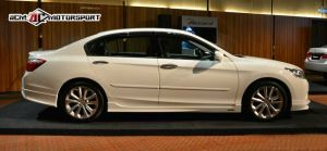 Honda Accord 2013 Modulo Bodykit