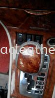TOYOTA ALTIS GEAR KNOCK AFTER AFTER WRAPPING LEATHER
