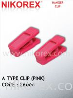 26066-A TYPE CLIP (PINK)
