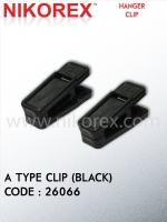 26066-A TYPE CLIP (BLACK)