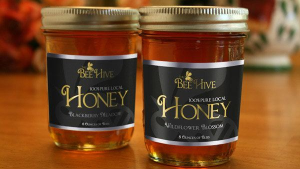 honeyLabels