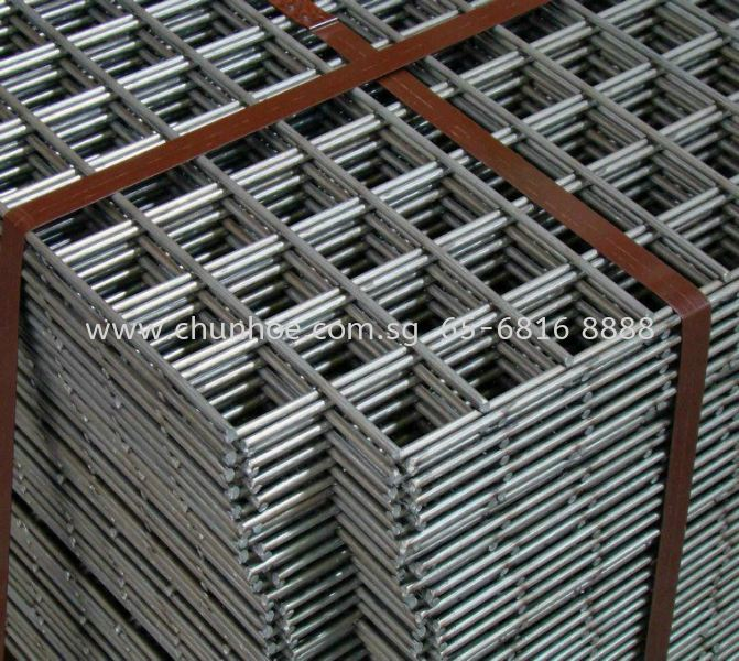 BRC Wire Mesh Welded Steel Wire Mesh (BRC ) Singapore