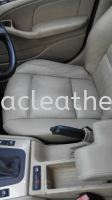 BMW REPLACE NEW LEATHER BRFORE