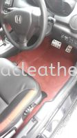 HONDA AIRWAVE CARPET RED