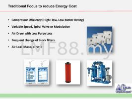 Energy Management on Demand Air System (Mini^J R3)
