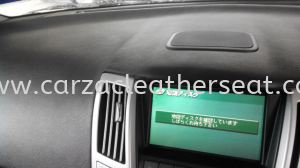TOYOTA HARRIER REPLACE DASHBOARD