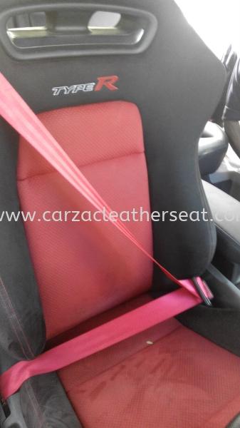 HONDA CIVIC REPLACE SEAT BELT