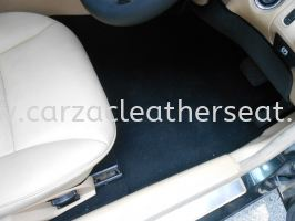 MERCEDES BENZ E240 REPLACE CARPET
