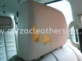 MAZDA 8 REPLACE NAPPA LEATHER & HEAD REST