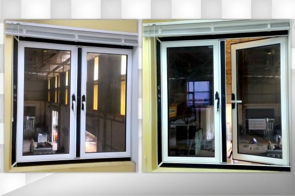 Acoustic Windows at ISTIQ Office