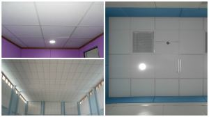 Acoustic Ceiling Tile for Studio & Hall