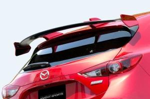 Mazda 3 2014 hatchback K/sport bodykit