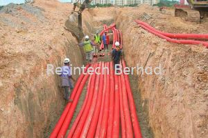 HDPE Corrugated Pipe and Fittings HDPE Corrugated Pipe and