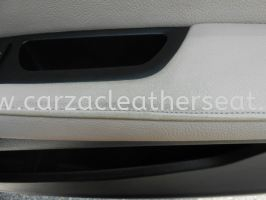 BMW X6 Spray power windows & leather seat