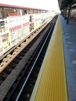 Armour Tile New York City Transit