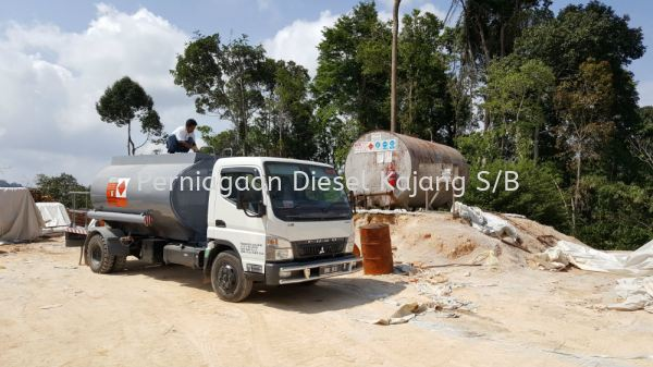 SUPPLY DIESEL FOR CONSTRUCTION SITE AND INDUSTRIAL SECTOR