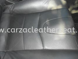 Nissan Fairlady Repair Seat & Spray Dash Board