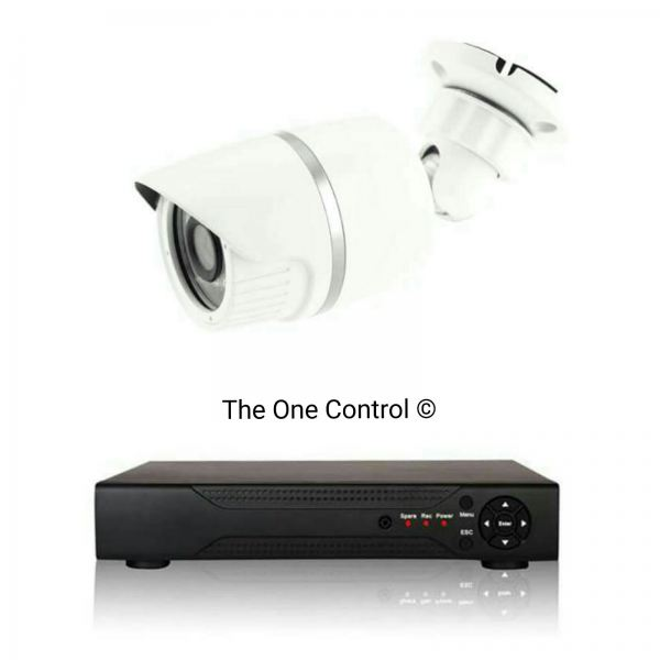 DVR Recorder and HD Camera