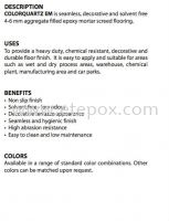 Colourquatz EM Description