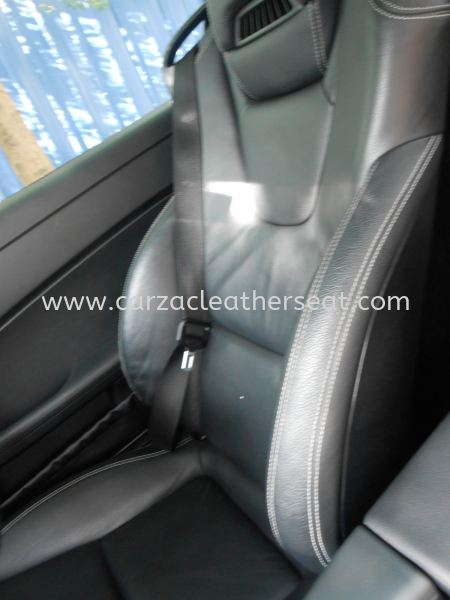 Mercedes Benz SLK 200 REPLACE SEAT BELT