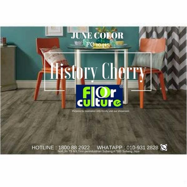 FC 10415-HISTORY CHERRY