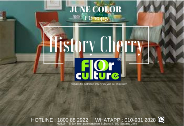 COLOR OF THE MONTH-JUNE (FC 10415-HISTORY CHERRY)