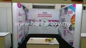 3x3 backdrop installation