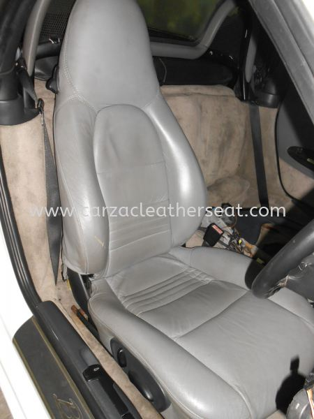Porsche Boxster Replace Leather /Carpet /Door Panel