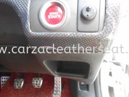 HONDA CIVIC TYPER DOOR PANEL POWER WINDOWS CARBON FIBRE WATER TRANSFER