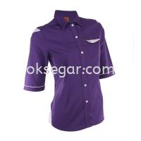 D.Purple/White